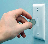 Energy-saving-coin-switch