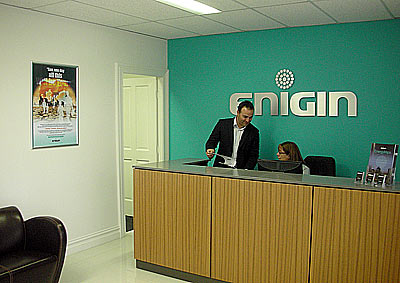 An Enigin Partner in Australia